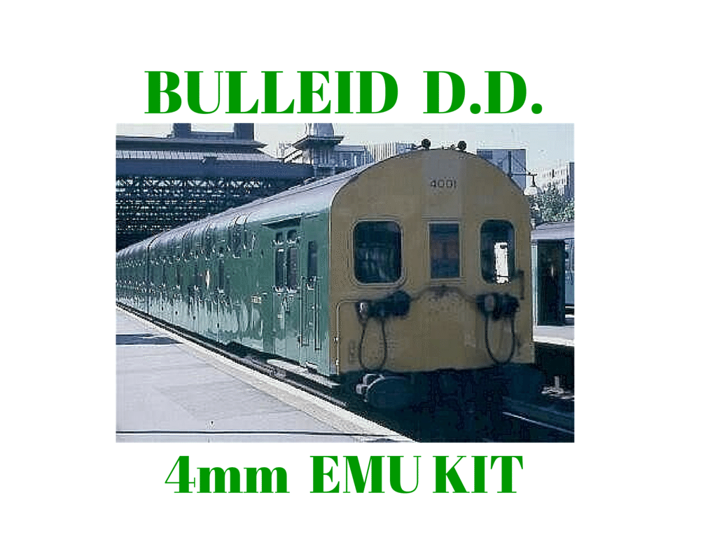 DD EMU BOX COVER