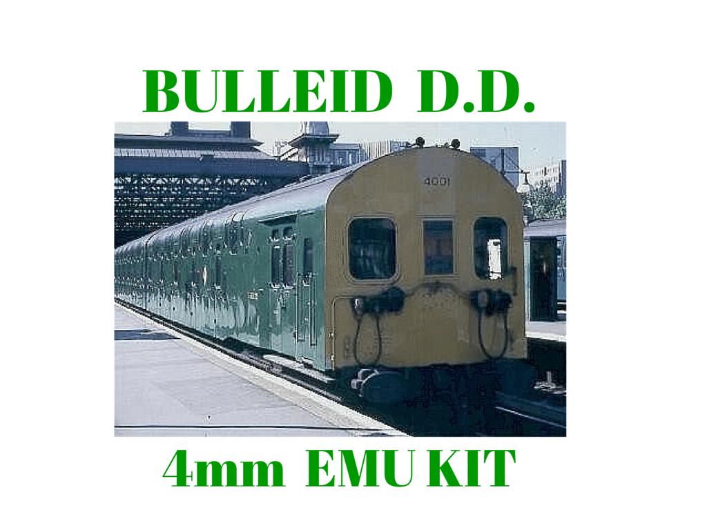 DD EMU BOX COVER