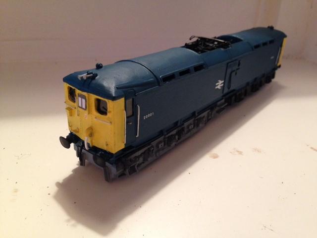 class 70 loco